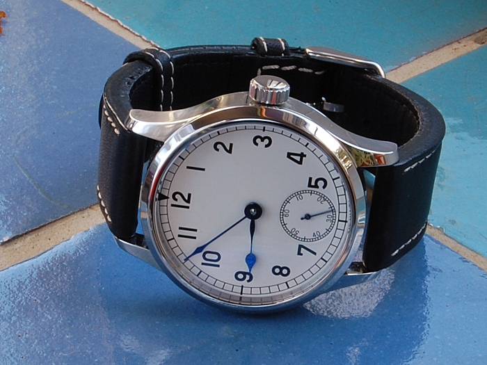 Marine Style Watches History of The Marine Watch